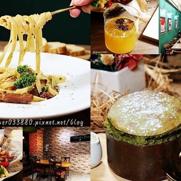台南市 餐飲 義式料理 Les Petits Pots 小銅鍋餐酒館/舒芙蕾甜點
