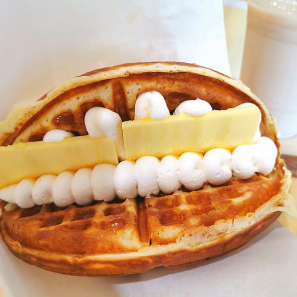 宜蘭縣 餐飲 飲料‧甜點 甜點 醬鬆餅Jam Waffle