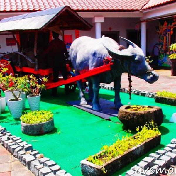 台中市 休閒旅遊 景點 展覽館 古農莊文物館