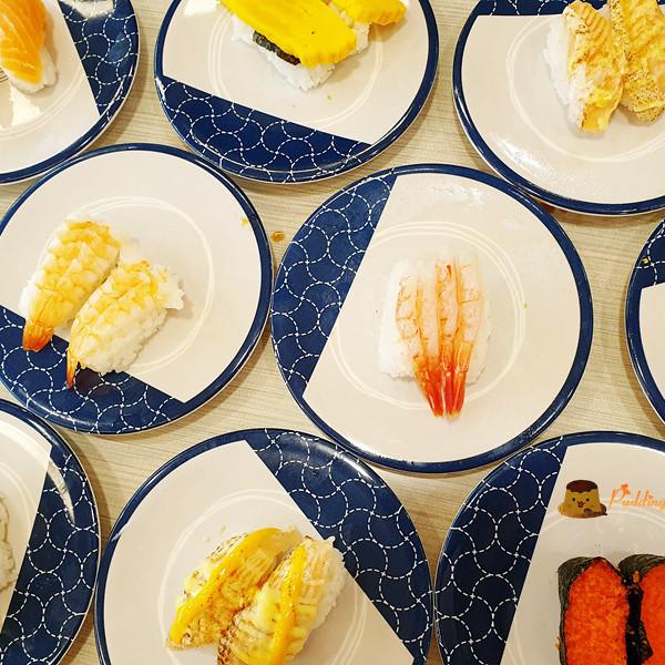 新竹市 餐飲 日式料理 壽司‧生魚片 HAMA壽司 はま寿司