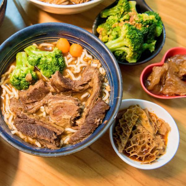 台南市 美食 餐廳 中式料理 小吃 黑炫瘋乖乖牛肉麵