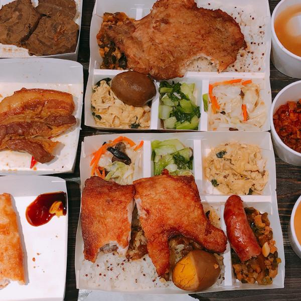 台北市 美食 餐廳 中式料理 中式料理其他 米樂拾穗.雞腿便當專賣店