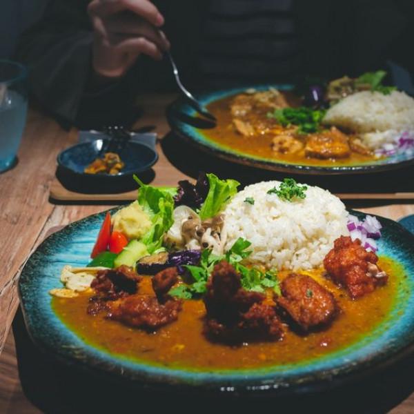 台北市 美食 餐廳 異國料理 日式料理 稲町家香料咖哩專門