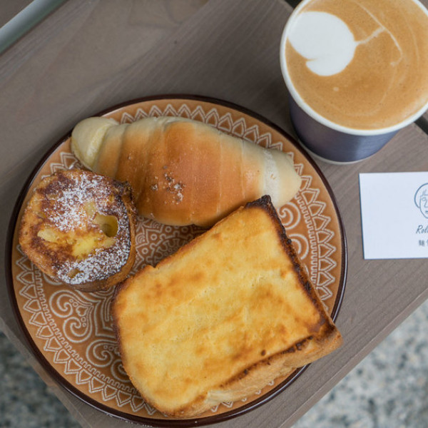 台北市 餐飲 糕點麵包 Rolling Eyes 麵包與咖啡