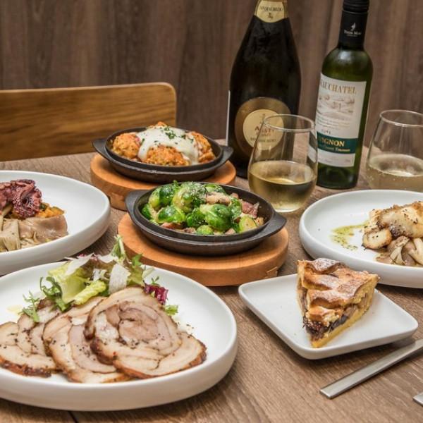 台北市 美食 餐廳 異國料理 義式料理 BANCO棒可 窯烤PIZZA-世貿店