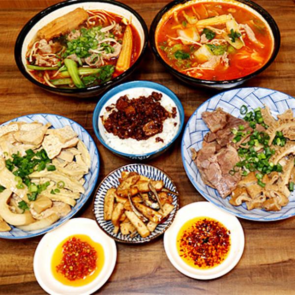 台北市 美食 餐廳 中式料理 麵食點心 佬饕賦精緻麵舖
