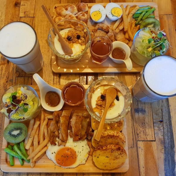 台北市 美食 餐廳 咖啡、茶 咖啡館 巴和奈野 Brunch Cafe'