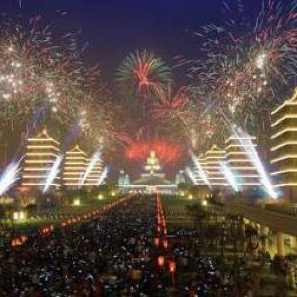 高雄市 休閒旅遊 景點 古蹟寺廟 高雄佛光山