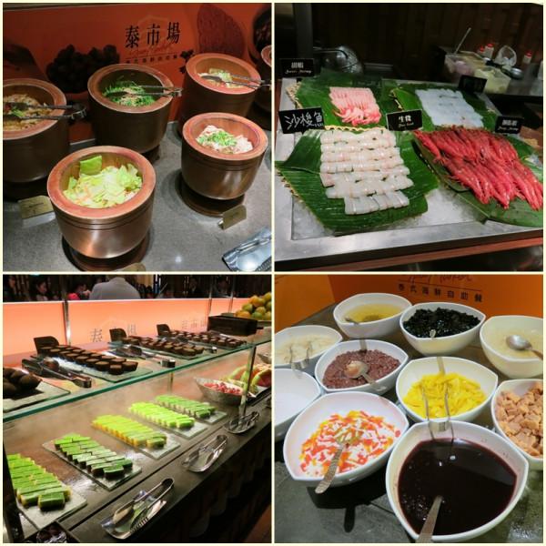 台北市 餐飲 泰式料理 泰市場