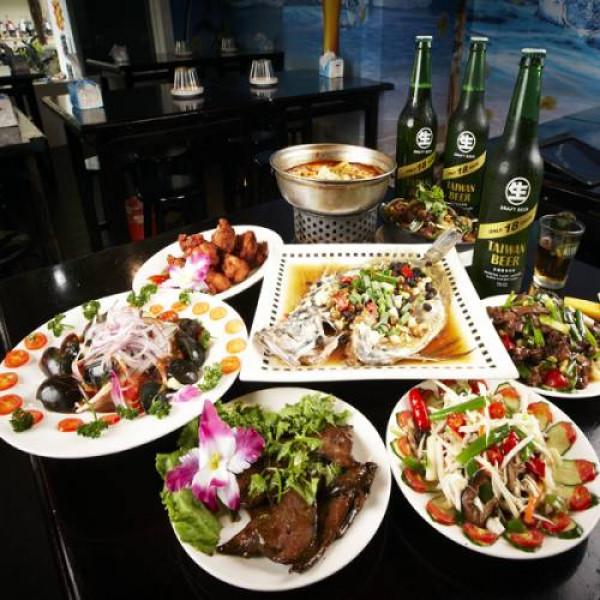 台北市 美食 餐廳 中式料理 熱炒、快炒 炫庄桶仔雞 海產