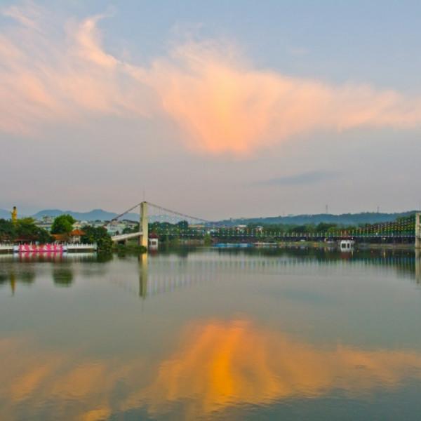 桃園市 觀光 觀光景點 大溪遊客中心