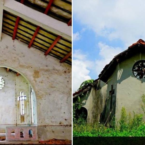 新竹縣 觀光 觀光景點 十二寮天主堂
