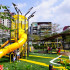 台北市 建成公園共融式兒童遊戲場 照片