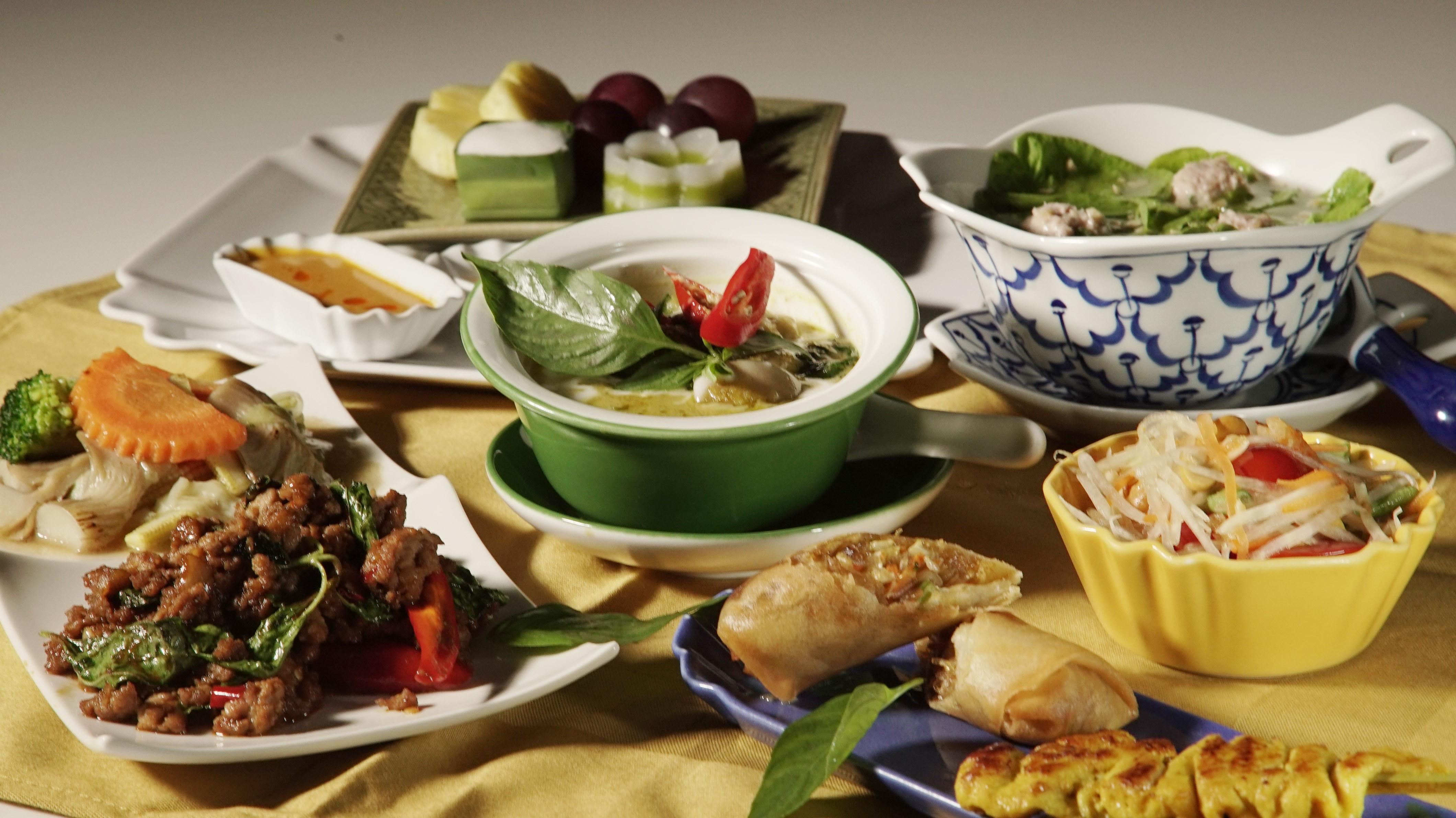 Thai&Thai最超值的商業午餐 帶你體驗道地頂級泰式料理