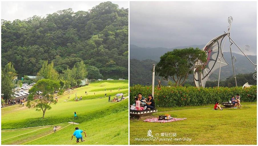 台北市文山區 福德坑環保復育公園