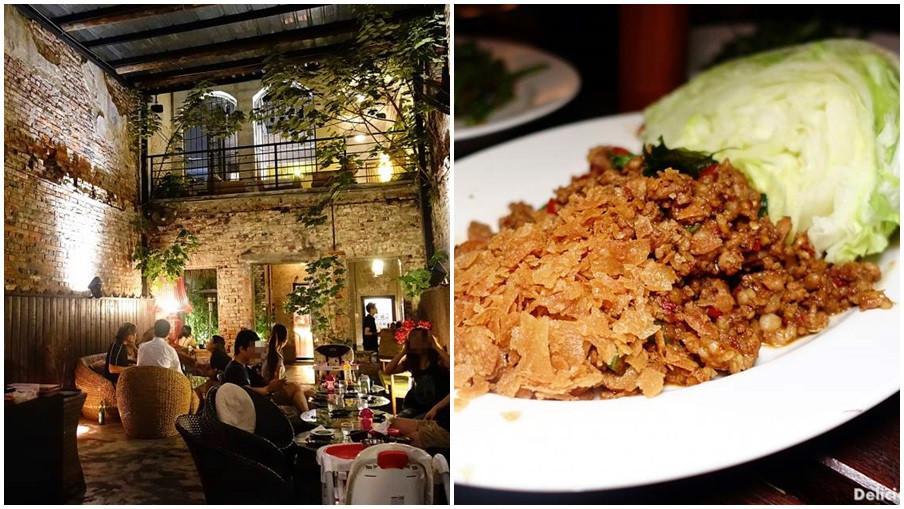 台北市士林區 FB 食尚曼谷 bistro & lounge