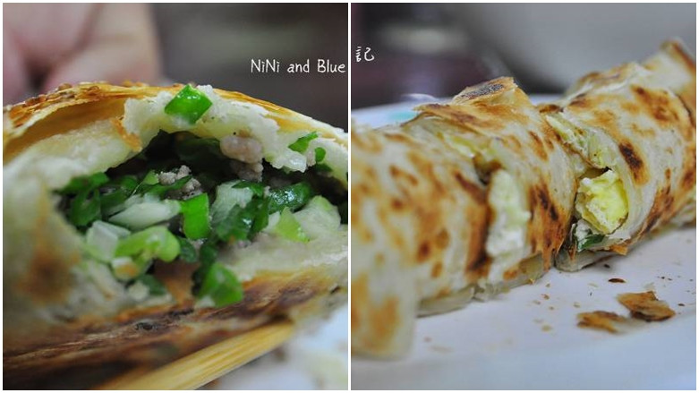 台中市中區 三佳早餐 (民權店)