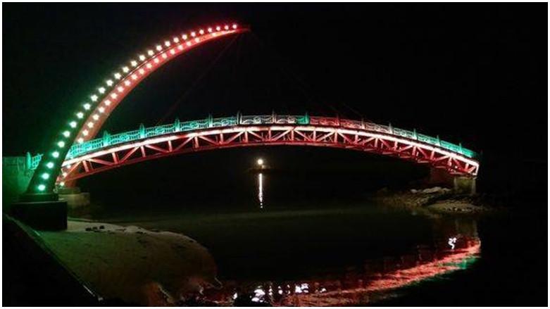 苗栗縣苑裡鎮 苑港橋