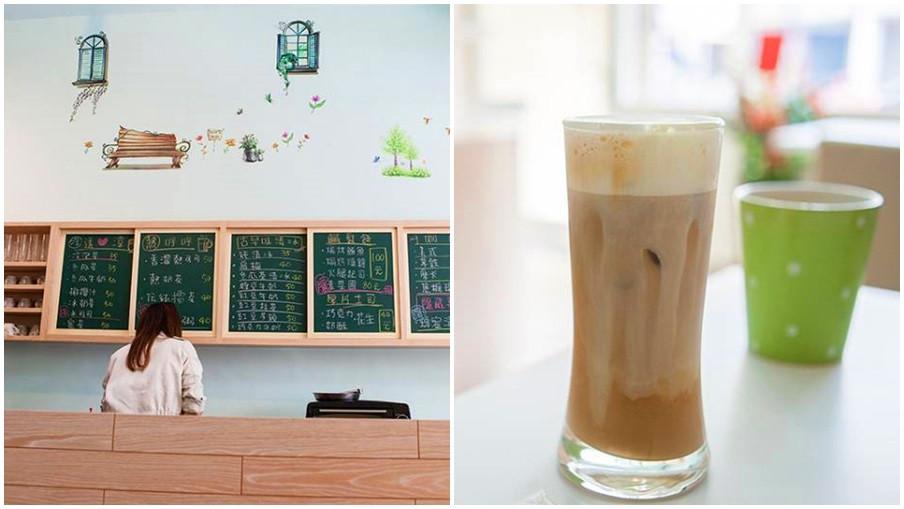 高雄市美濃區 玉富咖啡冷飲店