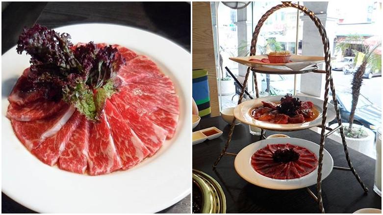 台中市西區 屋馬燒肉料亭(園邸店)