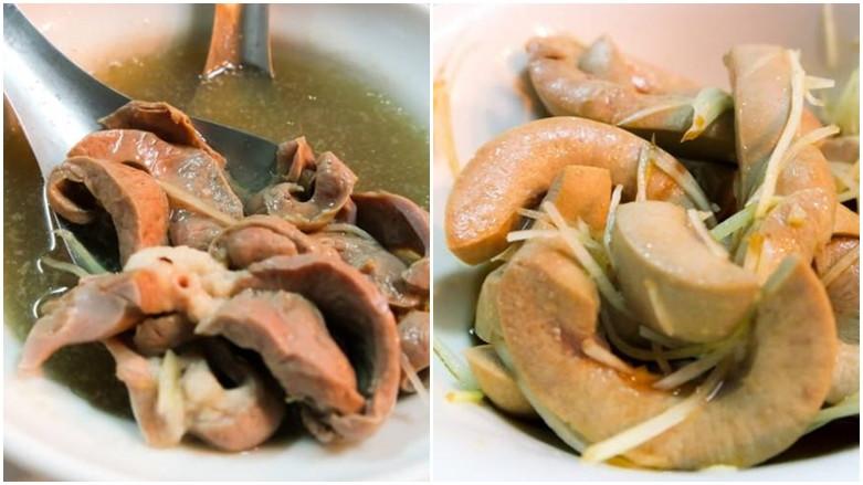 台南市中西區 阿文豬心冬粉