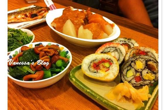 台北市大同區 小巷亭日本料理