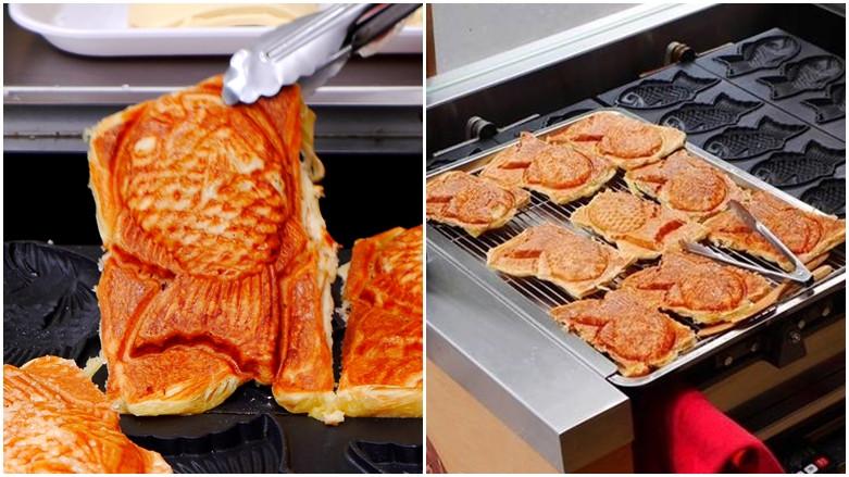 台北市大安區 Croissant Taiyaki 可頌鯛魚燒 (永康店)