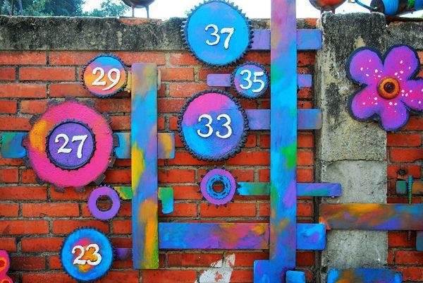 台南市中西區 321藝術聚落