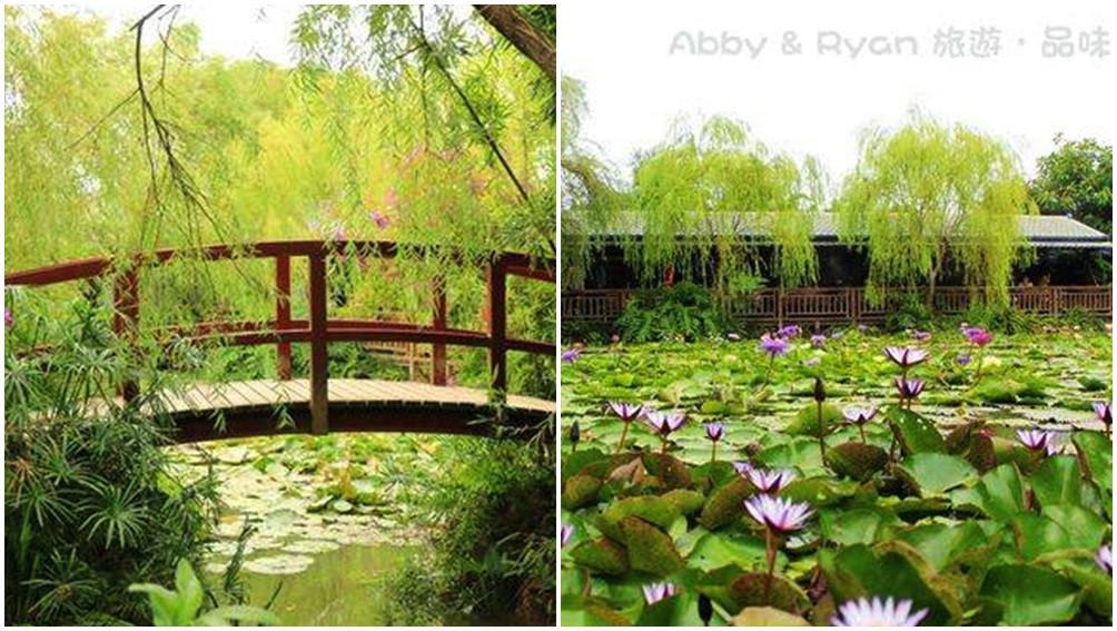 桃園市觀音區 莫內的花園
