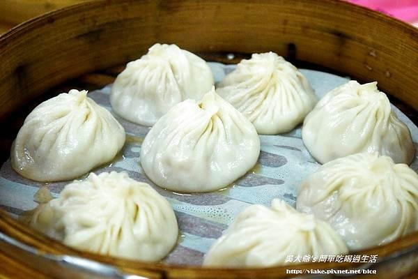 台北市文山區 福鼎湯包店