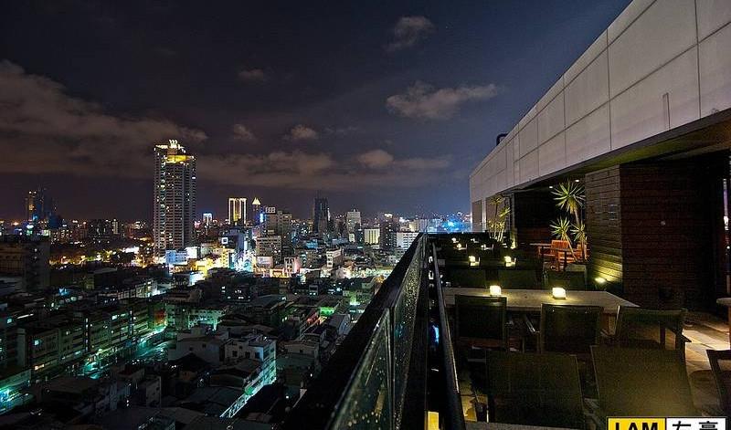 高雄市新興區 Hotel Dùa etage15