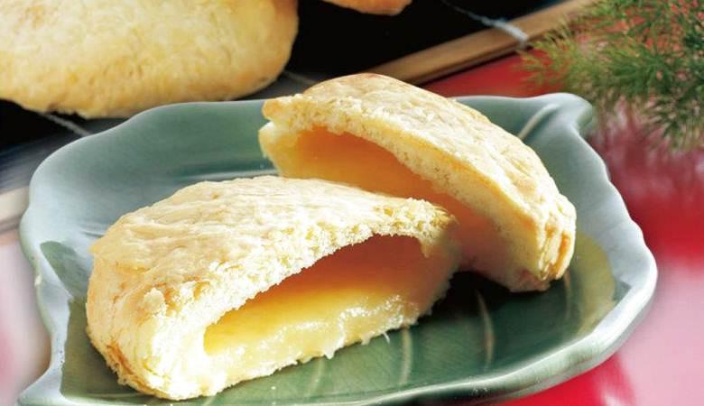台中市西區 嘉味軒太陽餅