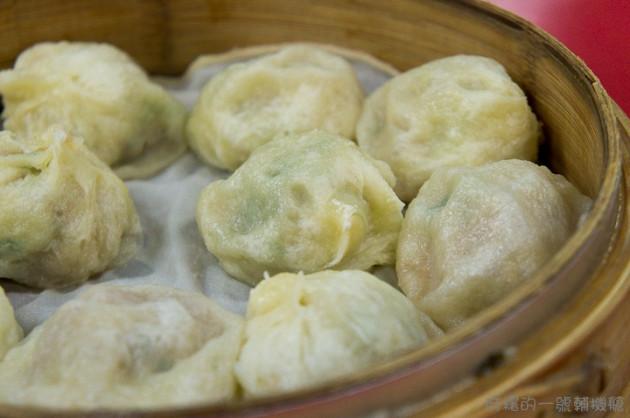 台北市內湖區 737巷特製蒸餃