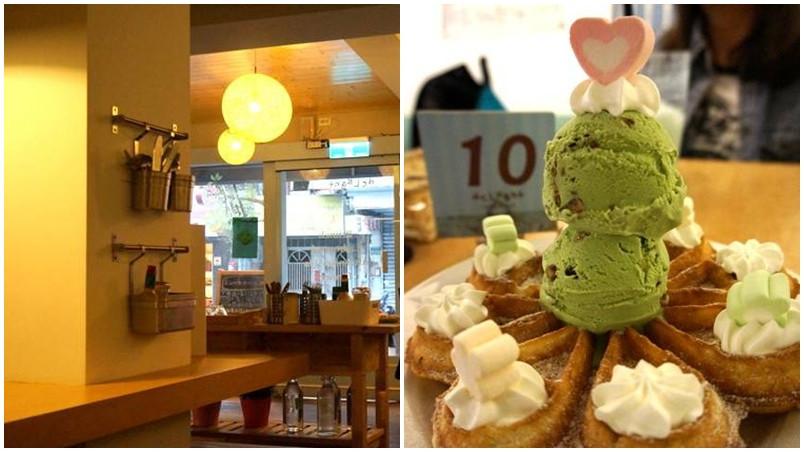 台北市大安區 DeLight cafe