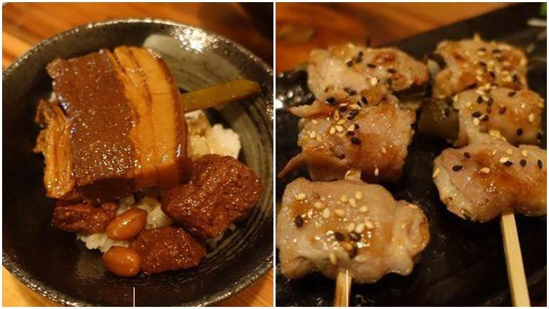 新竹市北區 大叔酒食炭火串燒