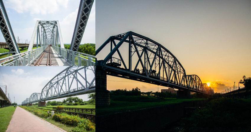 高雄市大樹區 大樹舊鐵橋天空步道 (漫步百年鐵道)67