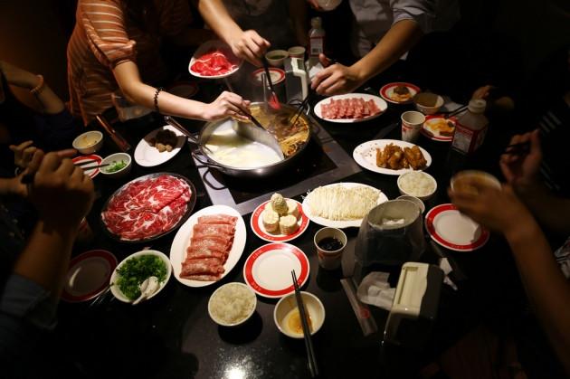 台北市大安區 太和殿麻辣火鍋台北總店52