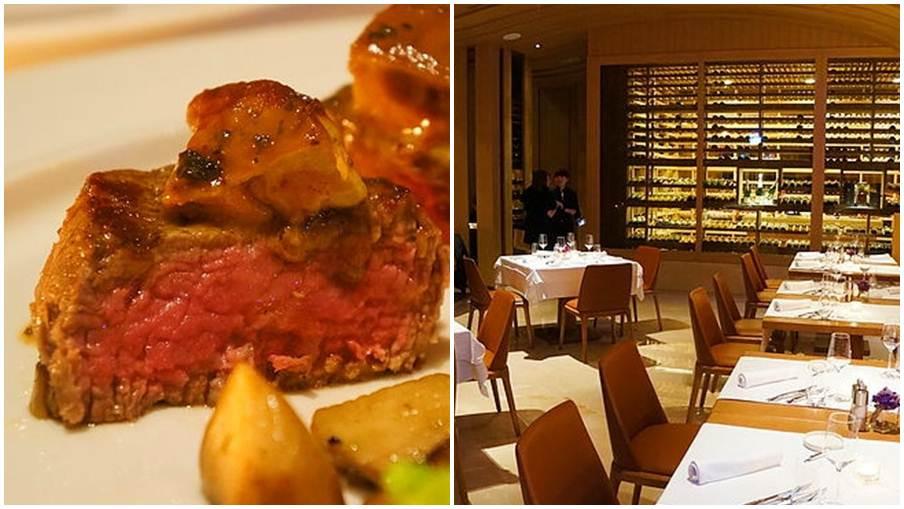 台中市西屯區 千禧酒店24F The Prime -Grill極炙燒烤餐廳