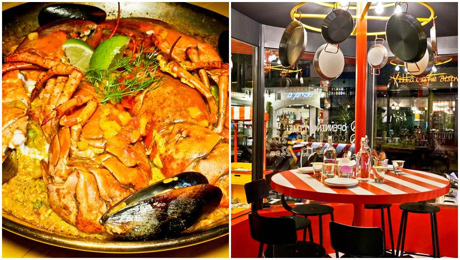 台北市大安區 HOWFUN 好飯食堂 (光復店)