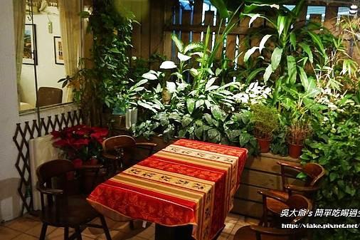 台北市大安區 歐洲風味餐坊Saveurs
