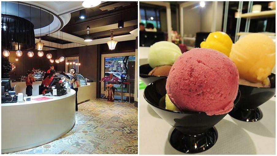台中市南屯區 frajo ice cream
