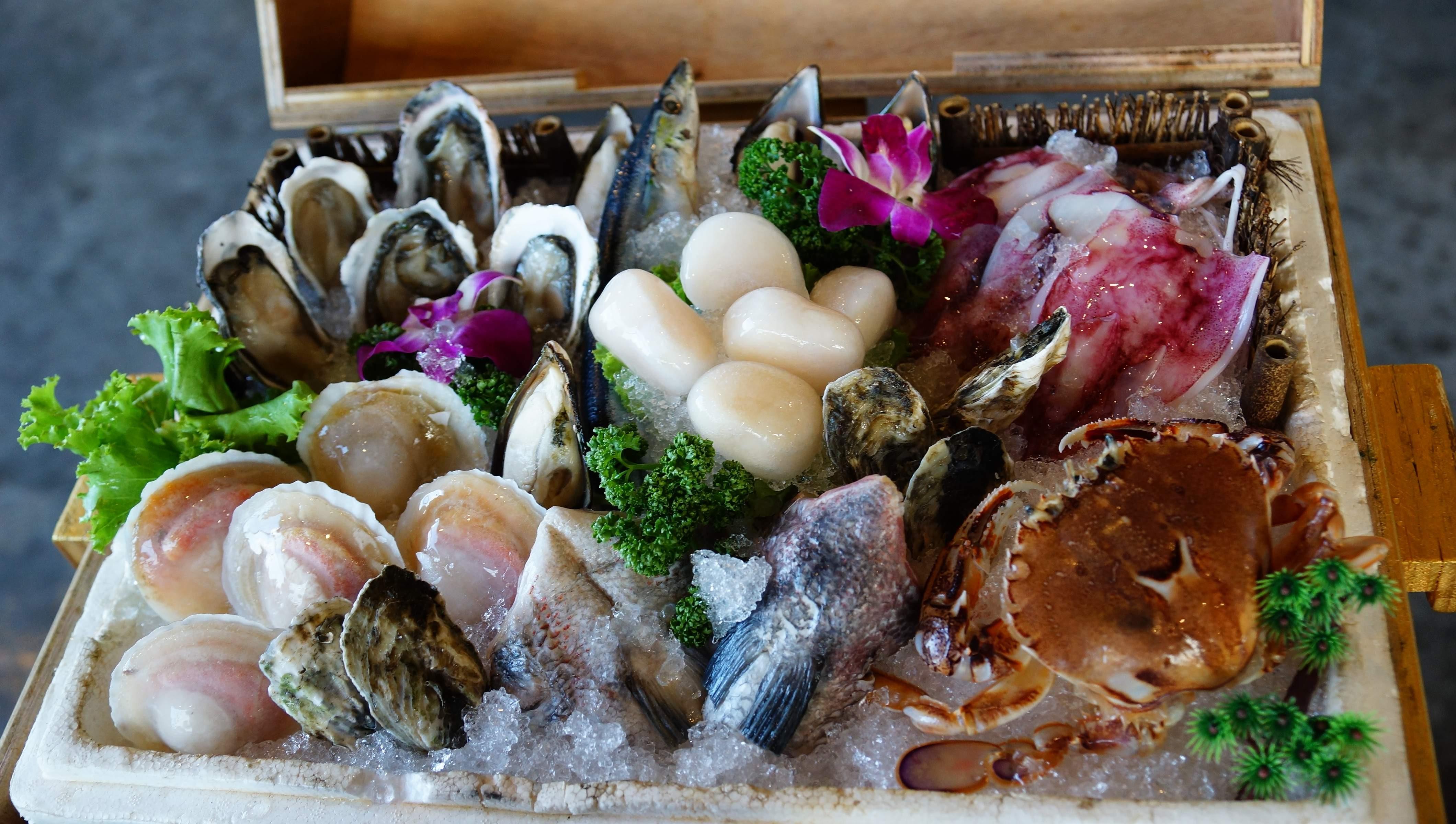 宜蘭縣宜蘭市 海之霸海鮮燒烤