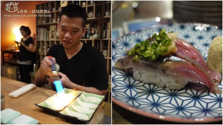 桃園市中壢區 坐著做 すし 握壽司