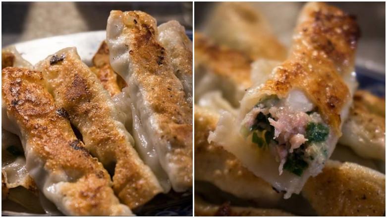 基隆市仁愛區 三姊妹水餃大王鍋貼