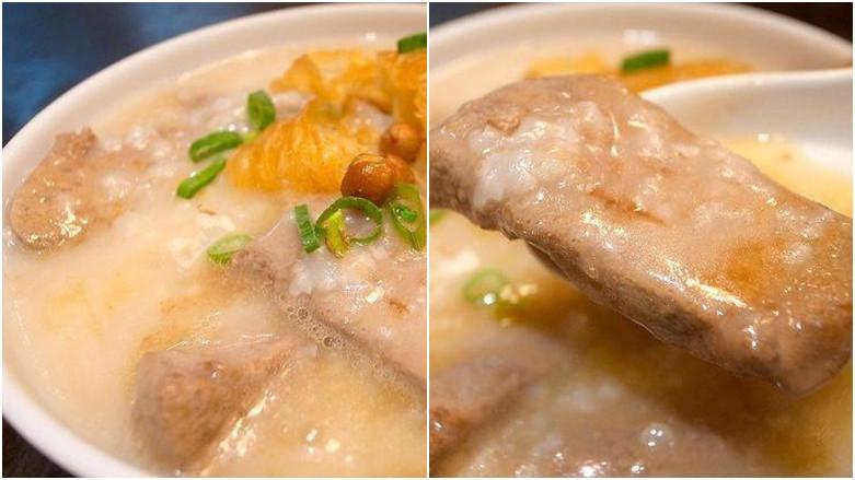 台北市大安區 老友記粥麵館