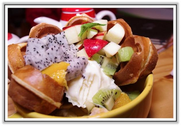 台北市北投區 綠野仙蹤 Wonderland Cafe47