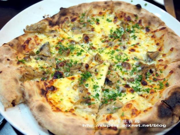 台北市大安區 ZOCA PIZZA 佐佧義式窯烤比薩屋