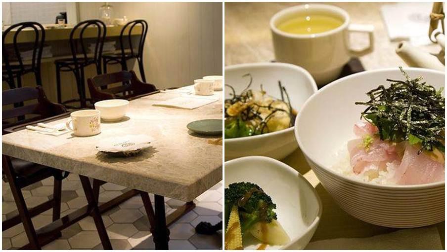 台北市大安區 米販食堂 Cafe de Riz