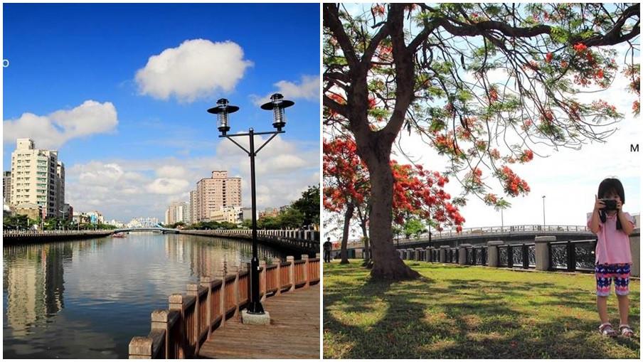 台南市安平區 安平運河