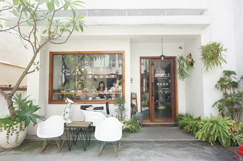 台中市西區 斑馬散步Zebra Walking Cafe